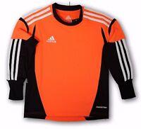 adidas Condivo 12 Infants Goalkeeper Jersey Orange/Black/White Padded Sleeves