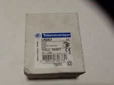 Telemecanique LRD07 Relay (NEW IN BOX)