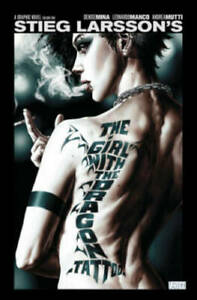 The Girl with the Dragon Tattoo, Book 1, Mina, Denise, New Book