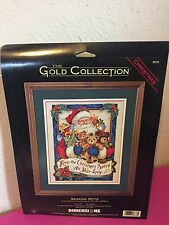 BEARING GIFTS Dimensions Gold Collection Cross Stitch Kit 8638 Christmas NEW