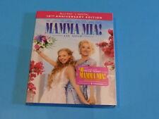 MAMMA MIA THE MOVIE BLU-RAY  NEW