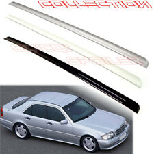 Rear Roof Window Spoiler Made in USA 244R Fits: Mercedes C Class W202