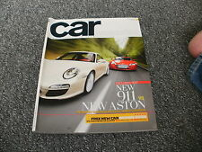 CAR       MAGAZINE       FROM   AUGUST     2008      ENGLISH MONTHLY