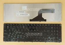 NEW For ASUS N71V N71JA N71JQ N71JV N71VG N71VN Keyboard Belgian Clavier