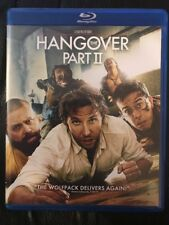 The Hangover Part 2 To Blu-ray & DVD, 2-Disc Set NO DIGITAL COPY INCLUDED