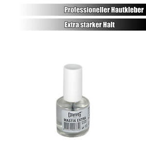 (78,90 € / 100 ml) Grimas Mastix Extra, 10 ml., sehr starker Profi Hautkleber