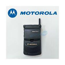 TELEFONO CELLULARE MOTOROLA STARTAC 308C GSM 900 NERO BLACK USATO-