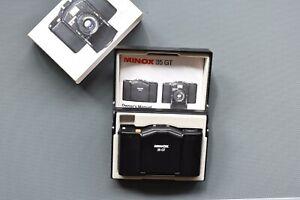 Beautiful Minox 35 GT Ultra Compact 35mm Camera incl. manual & case (UK Seller)