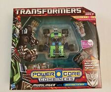 Transformers PowerCore Combiners Mudslinger with Destructicons New Sealed