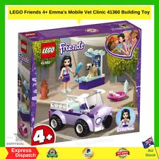 LEGO Friends 4+ Emmas Mobile Vet Clinic 41360 Building Toy AU STOCK FREE SHIP