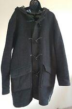 Duffel Coat Simon Clarke Medium Wool Winter Jacket