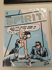 1966 THE SPIRIT #1 Great Classic Newspaper Strips VG Will Eisner