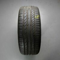 1x Continental ContiSportContact 5 SSR MOE 225/40 R19 93Y DOT 4017 6 mm