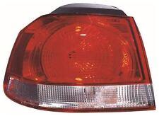 VW Golf Mk6 2009-2013 Hatch Outer Hella Rear Tail Light Lamp N/S Passenger Left