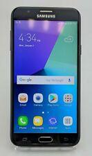 New listing Samsung Galaxy J7 Perx Sm-J727P 16Gb Android Smartphone Virgin Mobile Black Fair