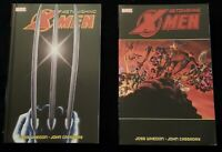 ASTONISHING X-MEN ULTIMATE COLLECTION TPB COMPLETE VOL 1 2 Whedon Marvel XMEN