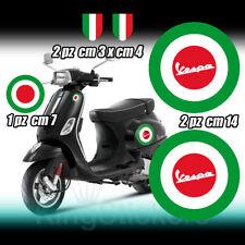 Kit adesivi VESPA Piaggio tricolore Italia stickers all models scooters