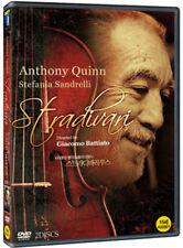 Stradivari / Anthony Quinn (1988) - DVD new (2 Disc)