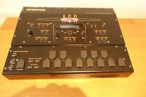 ENSONIQ asr -x sampler/sequencer/drum machine