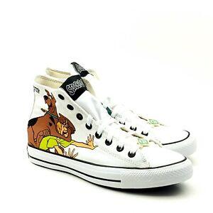 Converse x Scooby Doo Chuck Taylor All Stars Hi Shoes Men's 8 Woman's 10 169076C