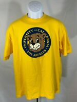 Vintage University of California Los Angeles Bear Men's T-Shirt Size L/XL