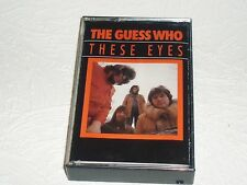 The Guess Who These Eyes 1972-1992 Clap For The Wolfman No Sugar Tonight MN