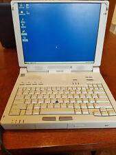 Compaq Armada 7790DMT Vintage Laptop, Windows 98, Works Great!