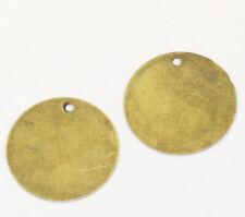 Bronze Beauty-Modeschmuck-Anhänger
