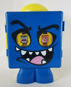 Crazy Cubes Set of 20 in Case Extra Balls NO Cards Toys 2012 Spin Master Clown