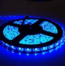 Kit Ruban Bande LED Strip 5M +Alimentation 300 LED 3528 SMD - Bleu