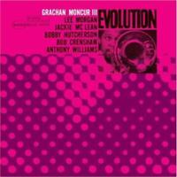 MONCUR, GRACHAN III - EVOLUTION - LP VINYL - NEW