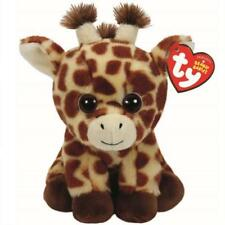 TY BEANIE BABIES BOOS PEACHES GIRAFFE PLUSH SOFT TOY NEW WITH TAGS