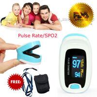 Venta Caliente!Nuevo LED dedo oxímetro de pulso - Spo2 monitor pulsioximetro