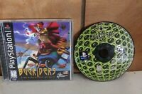 Bug Riders: The Race of Kings Sony PlayStation 1 cib Tested