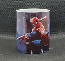 SPIDER-MAN Marvel Avengers Assemble Coffee Tea Mug Cup White Ceramic Present