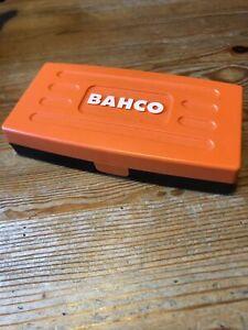 bahco sl25 socket set Used Once Bargain @99p