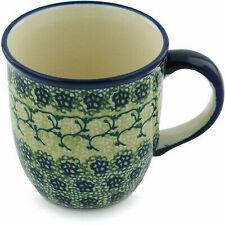 Polish Pottery 12 Oz Mug