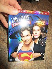 Lois & Clark: Complete First Season DVD  - FOL