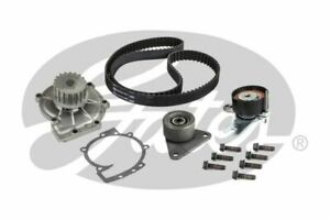 Gates Timing Belt Water Pump Kit TCKWP311 fits Ford Focus 2.5 RS Turbo (LV) 2...