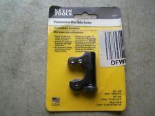 "Klein 88977 Professional Mini Tube Cutter 1/8"" to 5/8"" New"