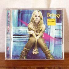 Britney Spears Britney CD Album Enhanced CD 2001 playgraded