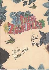 THE ZOMBIES  - Genuine Signed Autographs - PSYCH  -  AFTAL REGISTERED DEALER