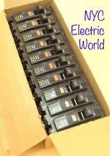 10 New Circuit Breakers Square D QO120  20 Amp 1 Pole 120/240V Plug-On