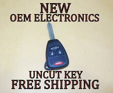 CHRYSLER DODGE JEEP MASTER KEY KEYLESS REMOTE FOB TRANSMITTER OEM ELECTRONICS