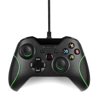 USB Wired Gamepad Controller Manette pour XBox One PC Microsoft Windows Joystick