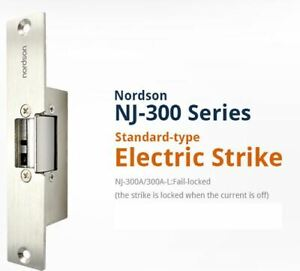 Electric Door Strike 12VDC Fail Secure