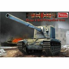 Amusing Hobby 1:35 35a029 FV4005 Stage 2 Self Propelled Gun Tank Model Military