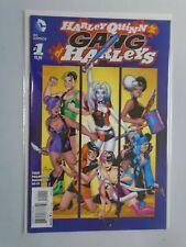Harley Quinn and Her Gang of Harleys #1 6.0 FN (2016)