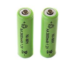 Batería AA 1.2 V 3800 mAh Recargable Ni-MH Batería AA para Cámara de luz LED de juguete