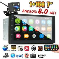 Car MP5 Player for Android 8.0 Radio GPS WIFI bluetooth 7 Inch 2 Din